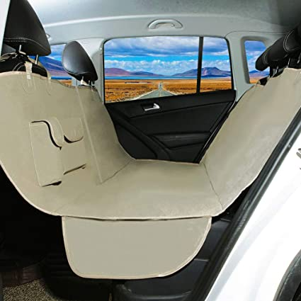 Dirt Proof Covers Front Pair 100/% Nylon Black Car Seat Protectors