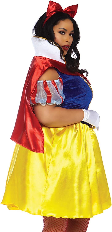 Leg Avenue-Fairytale Snow White accesorios, color (multicolor ...