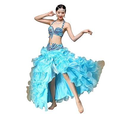 Amazon.com: Bañador para danza del vientre, disfraz ...
