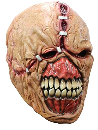Mask Head Resident Evil Nemesis Economic