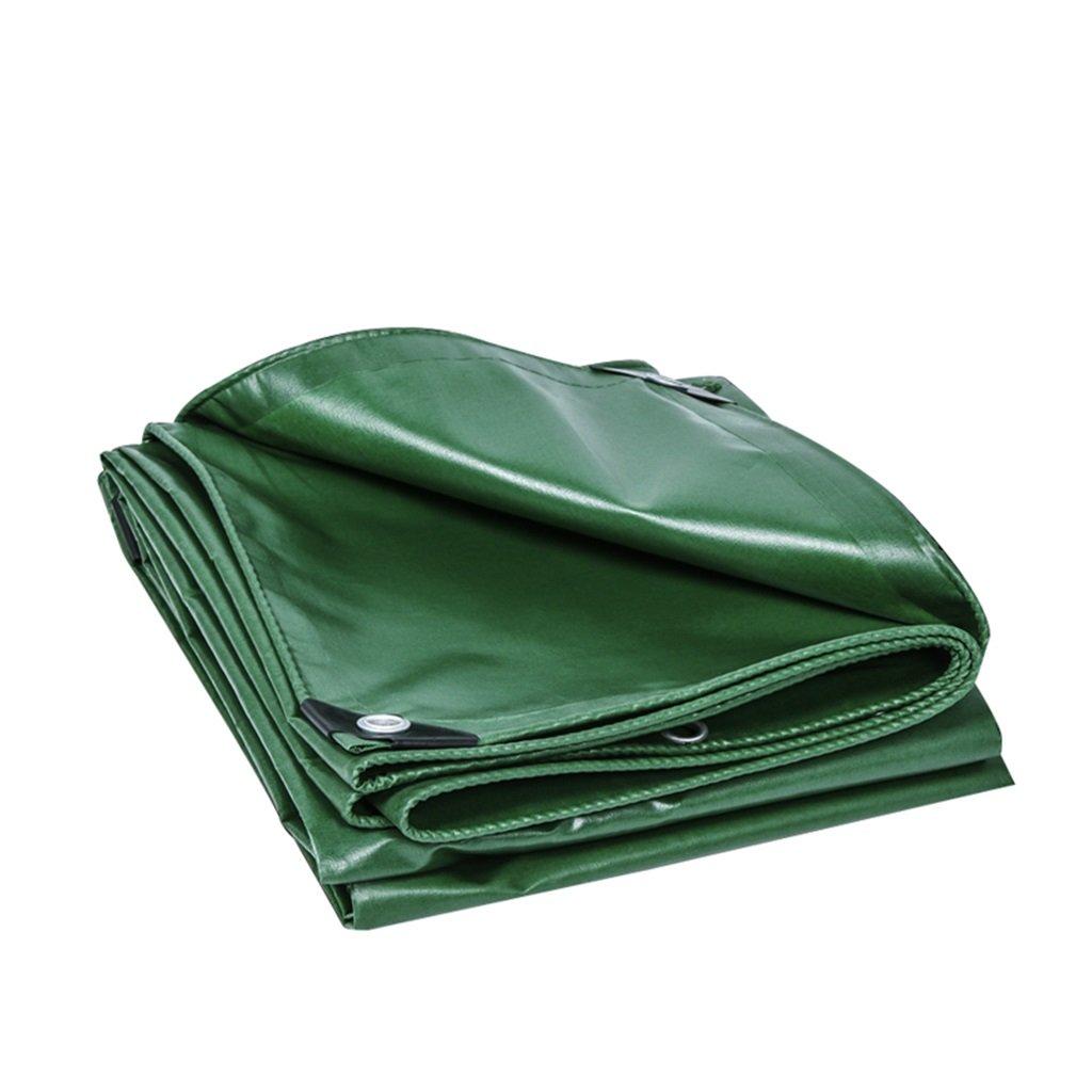 vendita online sconto prezzo basso YUJIE YUJIE YUJIE Tenda Telone Tela Protezione Solare Parasole Poncho Tarpaulin Famiglia Campeggio Giardino Esterno, verde, Spessore 0.4mm, 480g   M2, 14 Dimensioni Opzioni (Dimensioni   4  5)  Spedizione gratuita per tutti gli ordini