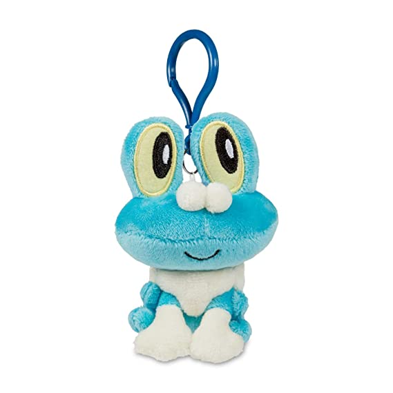Amazon.com: Pokemon Center Froakie Pokémon Petit felpa ...