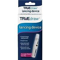 True Decor Truedraw Lancing Device Each
