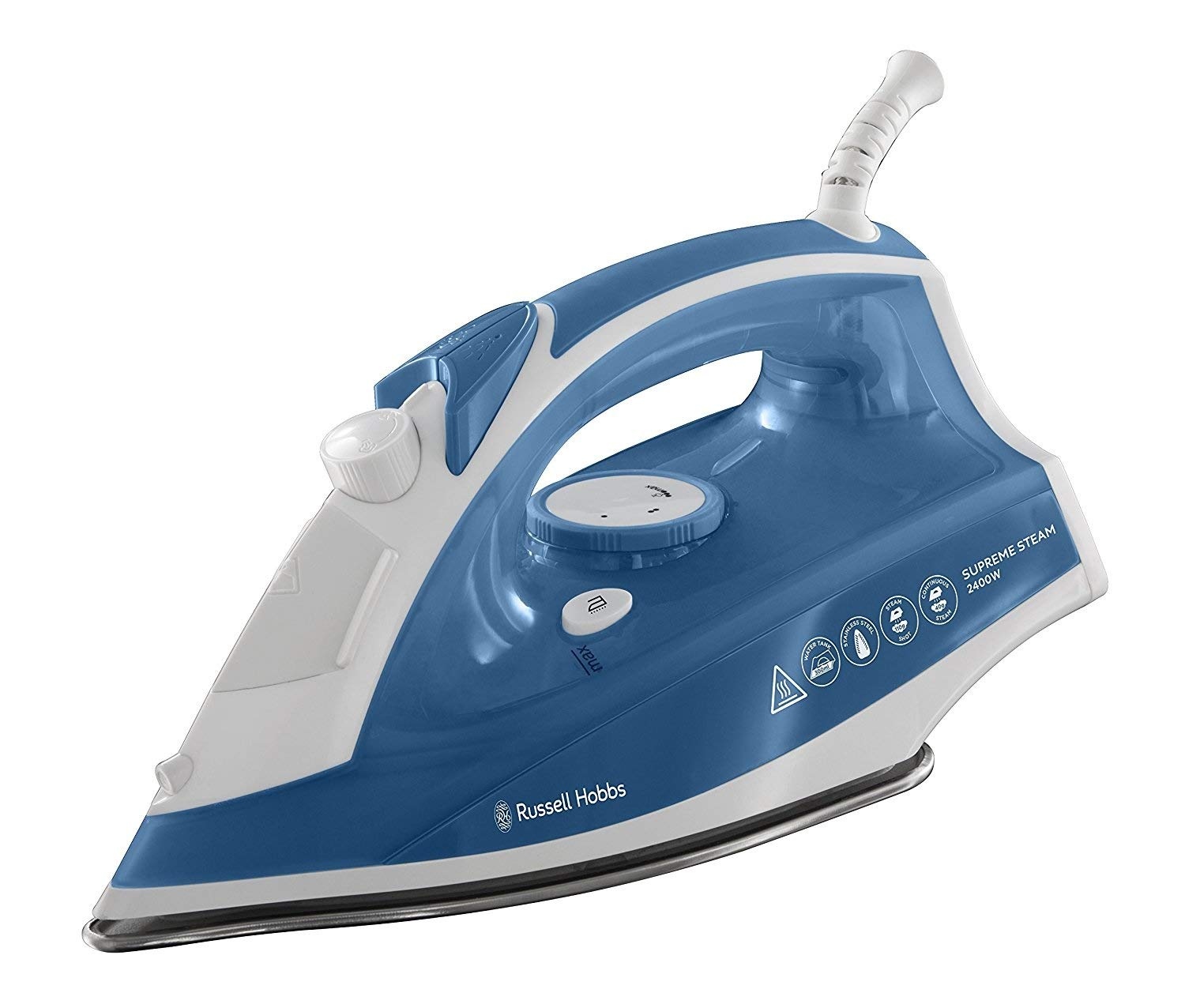 Blue Signature S22002 Steam Generator Stainless Steel Soleplate 2300 W