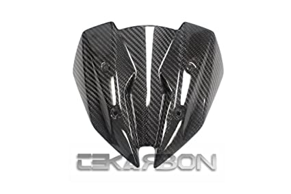 Amazon.com: 2013-2017 Kawasaki Ninja Z250/15-17 Z300 Carbon ...
