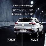 70mai Dash Cam, Dashboard Camera Recorder, Pro