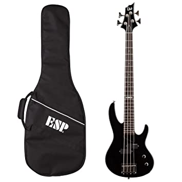 LTD Guitars & Basses B-4JRBLK KIT - Set de bajo eléctrico