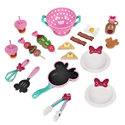 Disney Minnie Mouse Brunch Cooking Play Set: Toys & Games