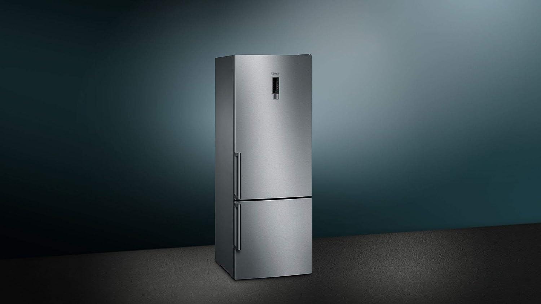 Siemens Kühlschrank Edelstahl Freistehend : Siemens iq kg nxi kühl gefrier kombination a kühlteil