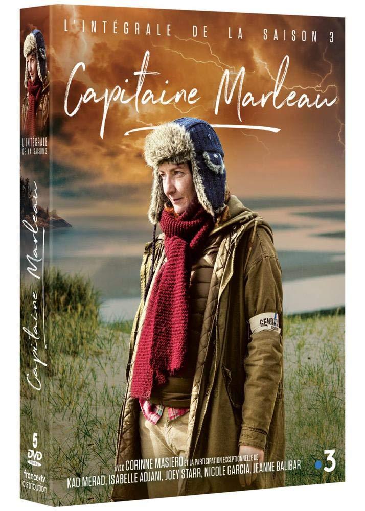Capitaine Marleau - Saison 3 [Francia] [DVD]