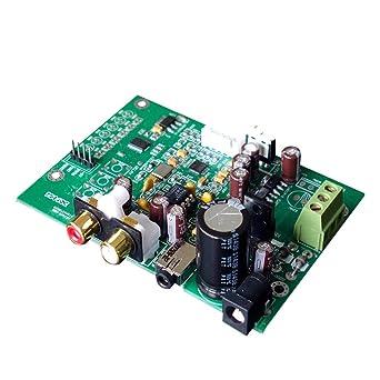 Amazon com: ModuleFly ES9028Q2M ES9028 I2S Input Decode Board Mill