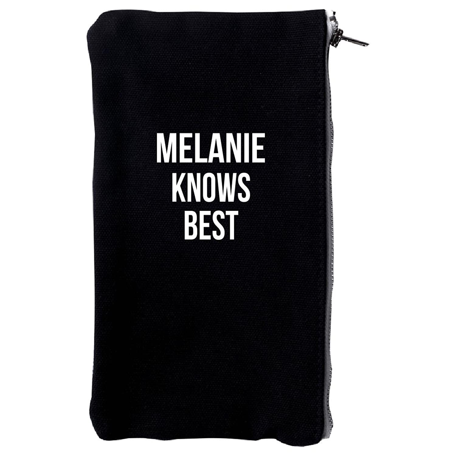 Melanie Knows Best First Name Gift - Make Up Case