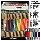 River Silks Crayon Collection - 4mm Silk Ribbons