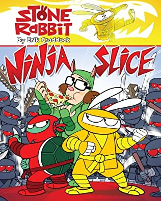 book cover of Ninja Slice