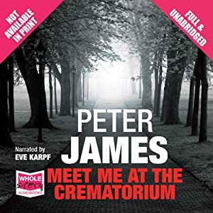 Meet Me at the Crematorium Audiobook