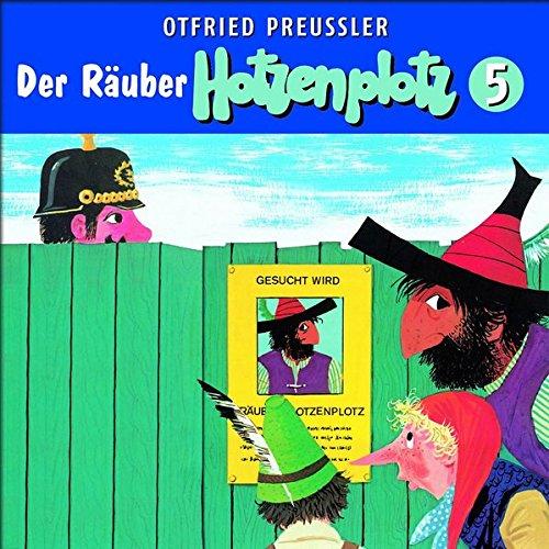 Der Räuber Hotzenplotz - CD / 05: Der Räuber Hotzenplotz (Otfried Preußler)