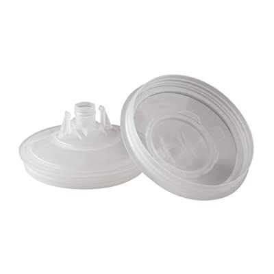 3M PPS Disposable Lids, 16200, Standard and Large, 200 Micron Filter, 25 lids per case: Garden & Outdoor