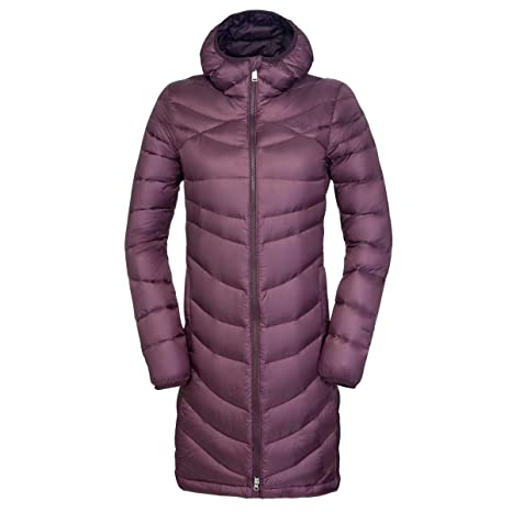 The North Face Jacke Apex Bionic Hoody - Chaqueta de plumas para mujer, color morado