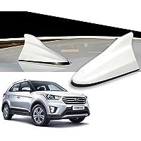 Auto Pearl White Shark Fin Signal Receiver for Hyundai Creta