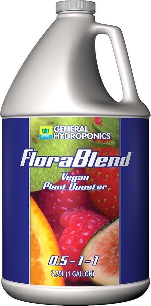 General Hydroponics FloraBlend Plant Booster, 1-Gallon