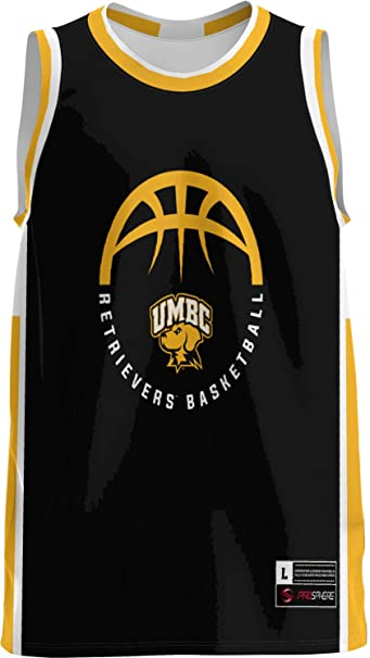 Boys/' University of Maryland Baltimore County Retro Replica Basketball Jersey