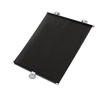 Parasol retráctil para coche con protección UV de Inebiz, para ventana delantera y trasera