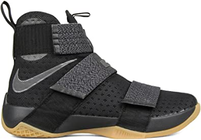 Nike Lebron Soldier 10 SFG, Chaussures de Sport Basketball