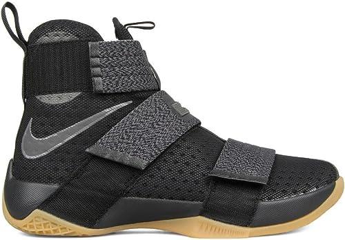 Nike Lebron Soldier 10 SFG, Zapatillas de Baloncesto para Hombre ...