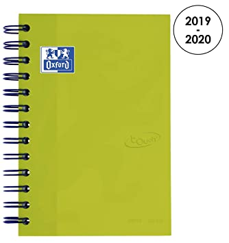 Oxford 100735775 School Soft Touch 2018 - 2019 1 - Agenda ...