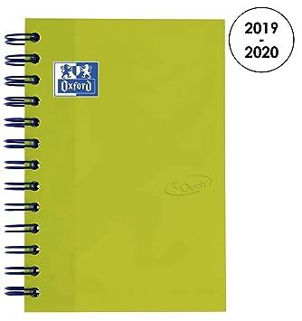 Oxford 100735775 School Soft Touch 2018 - 2019 1 - Agenda ...