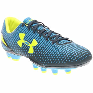 1f163a6c1b Amazon.com | Under Armour Men`s Speed Force FG Soccer Cleat, 10 ...
