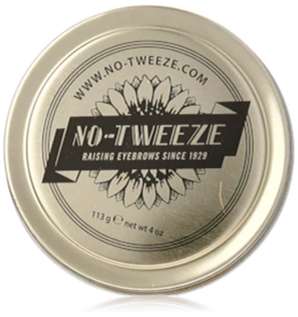 no-tweeze Classic Remover Wax, 4 Ounce 31104