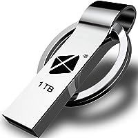Unidad flash USB de 1 TB – unidad de pulgar, unidad USB de alta velocidad, memoria USB portátil ultragrande, memoria USB…