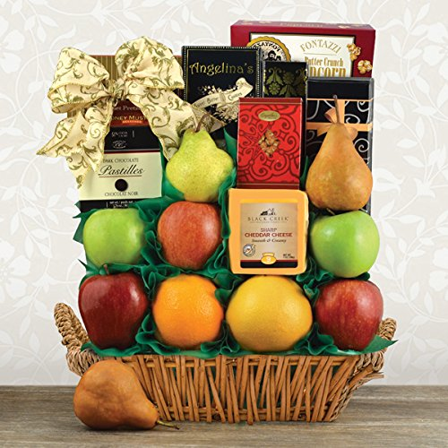 Orchard Fruit Gift Basket (Cakes Day Same Delivery)