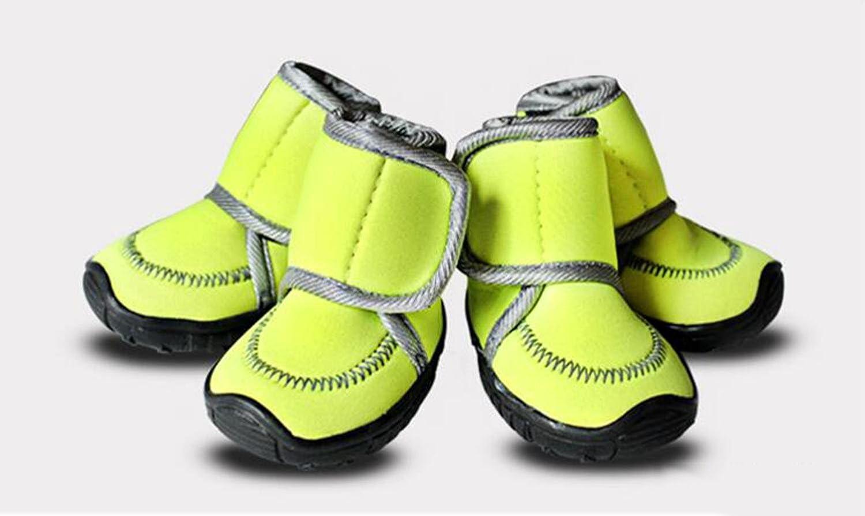 wss Waterproof Dog Boots Shoes Feet