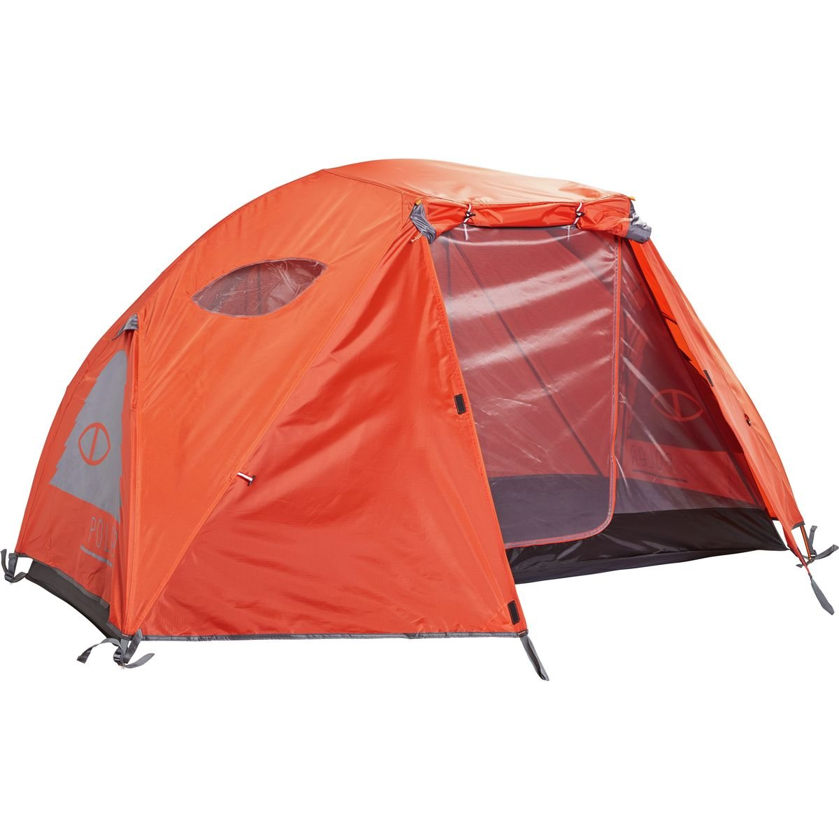 Poler Stuff Tent 1 Man, Burnt Orange, POLCTEN_1MAN