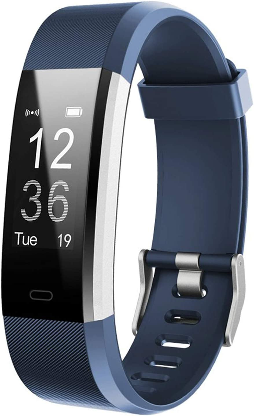 side facing lintelek ip67 smart fitness band