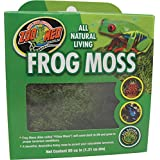 Zoo Med Frog Moss, 80-Cubic Inch