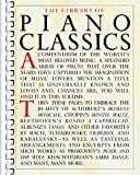 Best Piano Music Books - Library of Piano Classics: Piano Solo Review