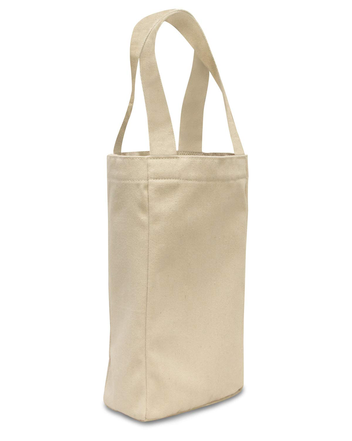 OAD Single Bottle Wine Tote OS Natural