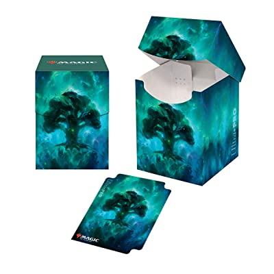 Ultra Pro E-18293 Magic The Gathering-100+ Deck Boxes-Celestial Forest: Toys & Games