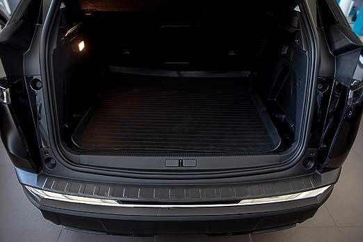 Tuning Art L315 Edelstahl Ladekantenschutz Anthrazit 5 Jahre Garantie Auto