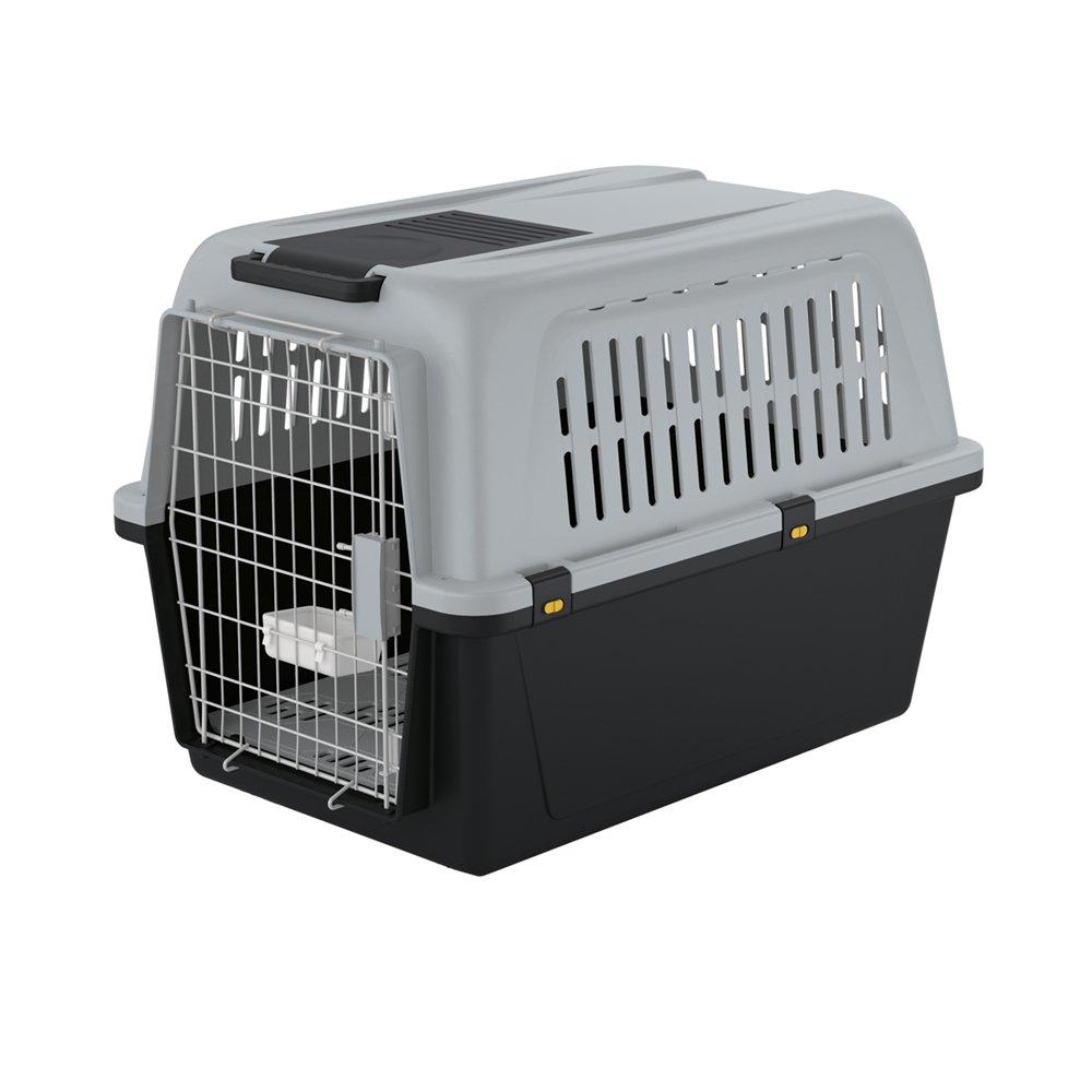 Ferplast Atlas Dog Carrier, Grey