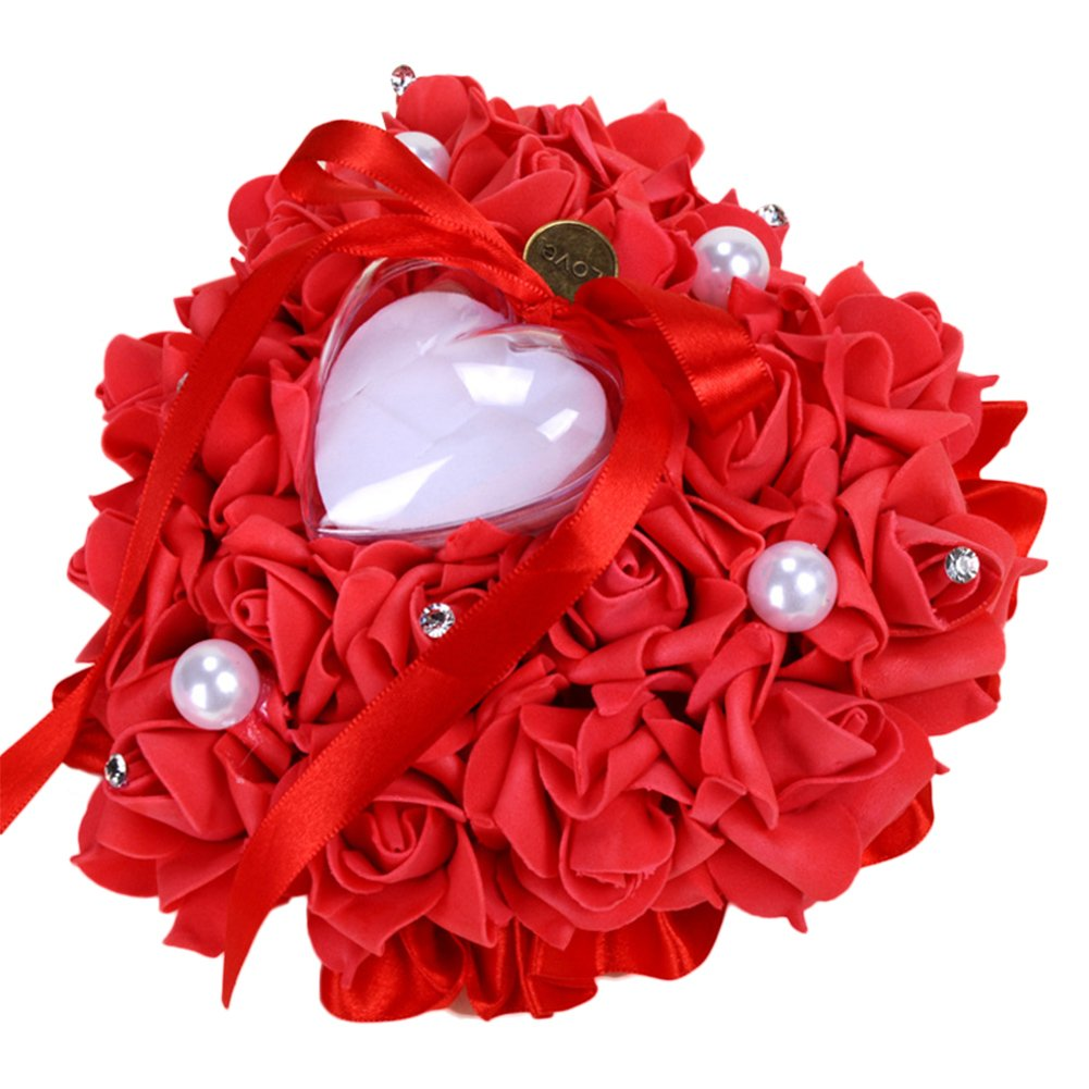 Chen Rui(TM) Hochzeit Bevorzugungen Heart Shaped Schmuck Geschenk ...