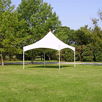 10u0027 x 10u0027 Pinnacle Series High Peak Frame Tent & Amazon.com: 10u0027 x 10u0027 Pinnacle Series High Peak Frame Tent ...