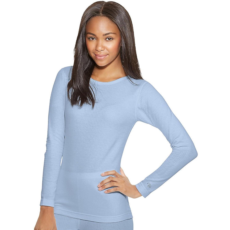 Duofold by Champion Women's Tagless Thermals Base-Layer Shirt