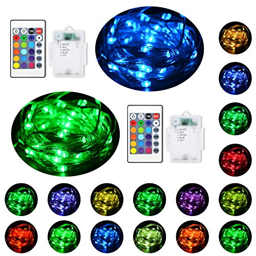 Color Changing Led Light String in US - 4