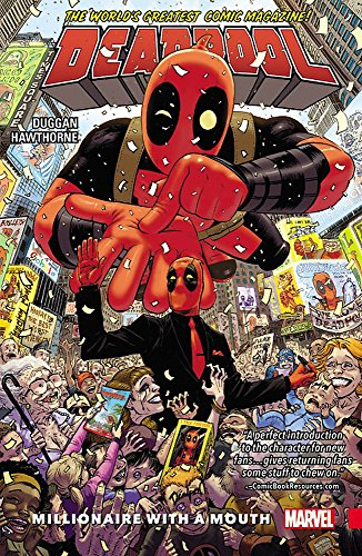 Deadpool: World's Greatest Vol. 1: Millionaire With A Mouth ()