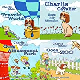 Charlie the Cavalier Four Book Series: Teaching Kids that They Are Loved