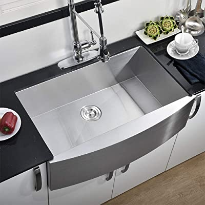Comllen Stainless Farmhouse Sink